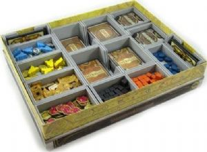 Folded Space : Lords of Waterdeep Insert